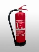 07. Pěnový hasicí přístroj 6 L