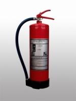 10. Hasicí přístroj s čistým hasivem - 2, 4 a 6 kg