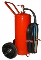 Pěnový pojízdný hasicí přístroj - 50 L