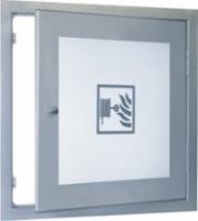 Hydrantové systémy s nerezovým rámečkem a dvířky