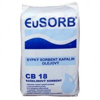 CB 18 - Sypký rašelinový sorbent - EUSORB