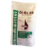OE 4 - Sypký sorbent Öl-Ex 82