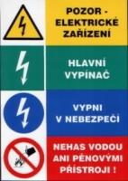 Tabulky pro bezpečnost elektrických zařízení