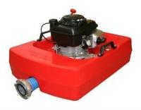 Přenosné plovoucí čerpadlo PH-1200 GCV nebo PH-1200 GSV