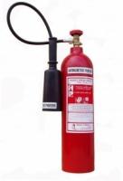 11. Antimagnetický hasicí prostředek CO2 (sněhový) 5 kg