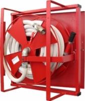 Hydrantové systémy D19 a D25 k zapuštění do zdi