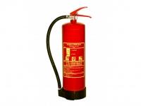 01. Práškový hasicí přístroj - 6 kg, s vyšší hasební schopností