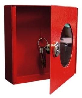 Skříňka na klíč velká