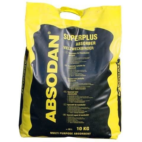 Sypký sorbent Absodan Super Plus