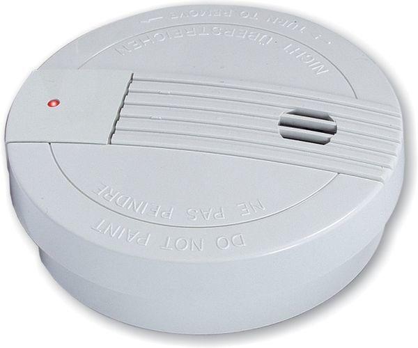 Autonomní hlásiče kouře
